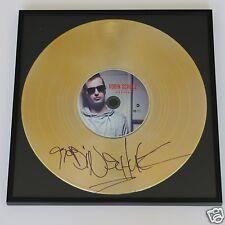 """Robin Schulz  DJ """"Prayer"""" CD + Deko goldene Schallplatte + Autogramm /Autograph"""