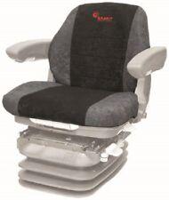 Schonbezug Sitzbezug für Grammer Maximo Compacto Schleppersitz Stapler