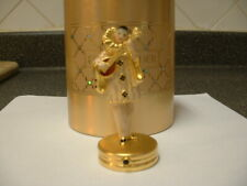 "Estee Lauder Solid Perfume Compact ""Classical Clown"" MIBB"