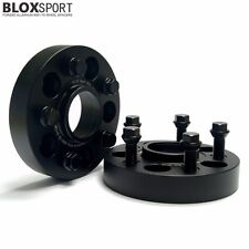 2 30mm Forged Wheel Spacers 5x112 for Mercedes CLC CL203 (20- ) 190 W201 (85-93)