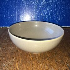 Denby Light And Shade Parchment? Cereal/Dessert Bowl 16.8cm diameter, 6.5 Height