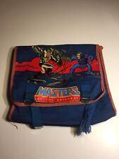 Rare Masters of the Universe Backpack Tote back pack Bag He Man 1984 Skeletor