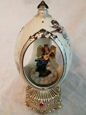 Sankyo The First Noel Music Box Egg
