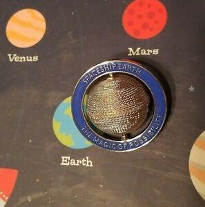 Walt Disney World Resort Epcot Spaceship Earth Challenge Coin - Not Security