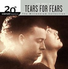 TEARS FOR FEARS CD - BEST OF: THE MILLENNIUM COLLECTION (2000) - NEW UNOPENED