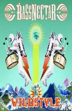 BASSNECTAR WILD STYLE PROMO POSTER ELECTRONICA DUBSTEP
