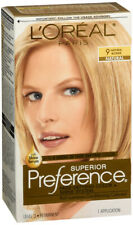 L'Oréal Paris Superior Preference Permanent Hair Color, 9 Natural Blonde