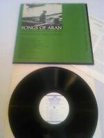 SONGS OF ARAN GAELIC SINGING FROM THE WEST OF IRELAND LP + INSERT! RARE FOLKWAYS