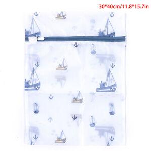Mesh Laundry Wash Bags Washing Net Set Lingerie Underwear Bra Clothes Tra K^