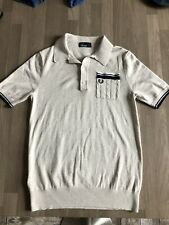 """Fred Perry vintage Polo Shirt Small 36"""" Chest New"""