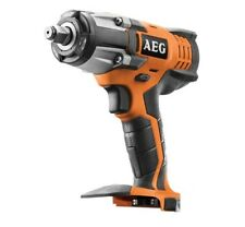 AEG BSS18C 12Z 18v Impact wrench  li-on body  - vat rec
