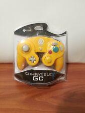 NEW Orange Nintendo Game Cube Wired Controller Gamepad Hydra