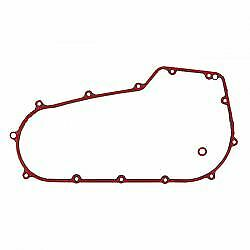 James Primary Cover Gasket Paper with Silicone Bead 07-21 Softail & 06-21 Dyna