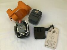 Drager Self Rescuer, Tc-14G-83 w/ Belt Adaptor, Never Used with Tags