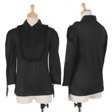 GUCCI Cotton Design Short Sleeves Shirt Size M(K-46930)