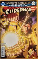 SUPERMAN #29a (2017 Rebirth DC Comics) ~ VF/NM Book