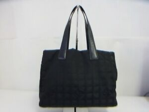 Auth KAA01 CHANEL New travel line tote bag MM from Japan