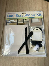 Wedding mini scrapbook kit - colorbok with stickers & embellishments Brand new