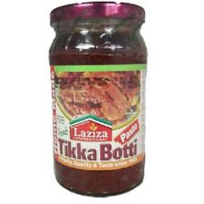 Tikka Botti  Paste - Long Expiry Date  Laziza 1kg