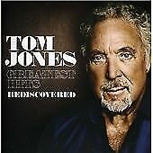 Tom Jones - Greatest Hits Rediscovered [UK Version] (2010)