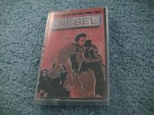 Johnny Diesel and the Injectors self titled Cassette Tape