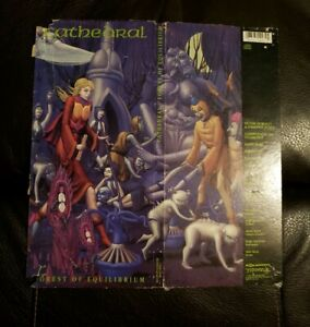 Cathedral-Forest of Equilibrium Longbox Only EMPTY No CD