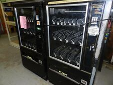 (2) Venex 1800E2 Electronic Vending Machines Fix or use for Parts in Rockford Il