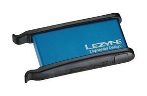 Lezyne Lever Patch Kit - Bike Puncture Repair Kit - Blue