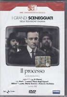 2 DVD Caja Serie Del Drama Rai El Proceso Por Franz Kafka Completo Nuevo 1978