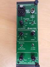 More details for neutrik ag audio analyzer input module 3312