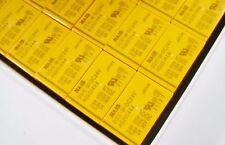 10 x Relais 24V 1xUM 125V 0,6A 30V 2A NAIS DS1E-M-DC24V Gold #20R34A#