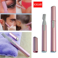 All in one Personal Trimmer Head to Toe Groomer Hair Blade Knife Eyebrow Shaper