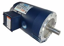 1.5HP 1725RPM 56C 3PH ODP C-FACE NO BASE 230/460V LEESON ELECTRIC MOTOR #E116741