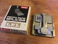 LPLPatch Tape Splicer for Super 8 Single 8 Film 8 mm - Amateur Film Directors!