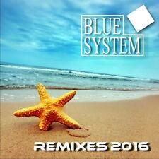 $YS687A - BLUE SYSTEM - Remixes 2016  /1CD/  MODERN TALKING