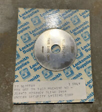 New Ilco 27 Slotter 27 045 Cutting Wheel Key Machine Cutter New Old Stock