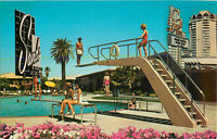 Postcard The Sands Hotel, Las Vegas, NV