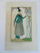 Journal Dames Modes 71, pl. 161 162 163 Lhuer Wegener Franc-Nohain1914 complet