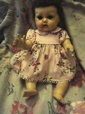 """Adorable Dress For 16"""" Baby Doll; (Amer. Character Tiny Tears; Betsy Wetsy; Etc)"""