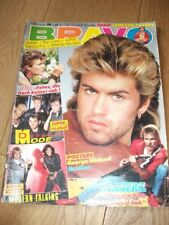 BRAVO 22/86 GEORGE MICHAEL SAM FOX STEPHANIE MONACO OZZY BONGO DALLAS QUEEN AHA