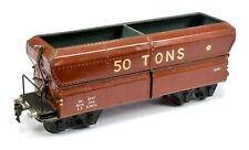 AC1375 : Vintage Marklin Gauge1 Trémie Wagon 50 Tons 1855/1