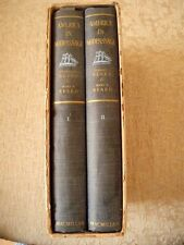 1939 America in Midpassage- 2 Vol-s Set by Beard- American, USA, US English Book