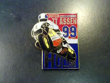 Pin Dutch TT Assen 1999 Holland