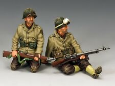 DD229 US Army Tank Riders Set #2 by King & Country