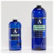 Liquid Ionic Minerals - Vanadium - 32 Oz