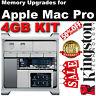 4GB (4x 1GB) DDR2 667MHz FB DIMM Memory for Apple Mac Pro ( 2006 - 2007 )