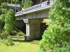 ponte  per plastico ferroviario