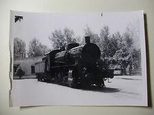 IT552 - 1971 FS ITALIA - ITALIAN RAILWAY - STEAM TRAIN No741-034 PHOTO Italy