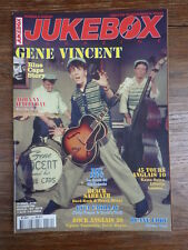 REVUE JUKEBOX MAGAZINE / 1998 / 134 / GENE VINCENT