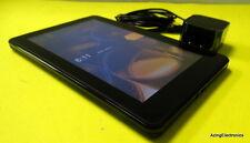 "Amazon Kindle Fire 1st Gen D01400 8GB 7"" WI-FI - Black"